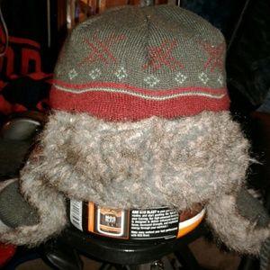 NWOT. Faux fur winter hat